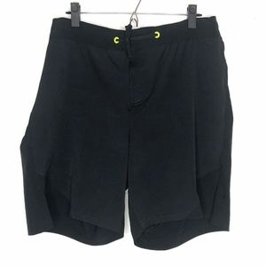 C9 Champion Duo Dry Black Elastic Gym Shorts